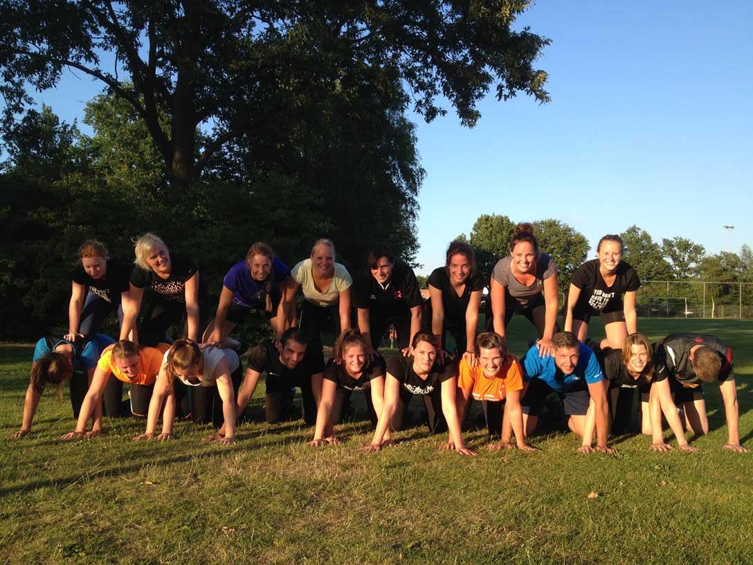 Bootcamp Roosendaal Buitensporten