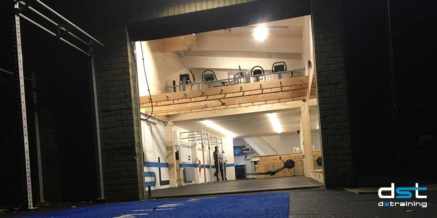 DSTraining de binnen en buiten Sportschool van Roosendaal